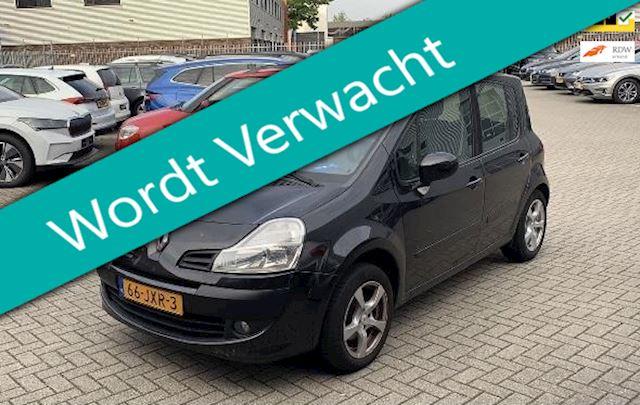Renault Modus 1.2 TCE Dynamique 101pk 2e eig Clima Cruise Hoge instap