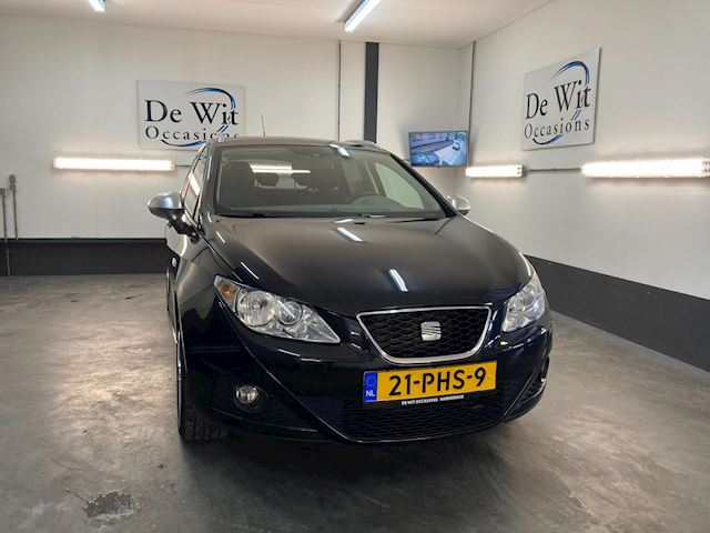 Seat Ibiza ST occasion - De Wit Occasions