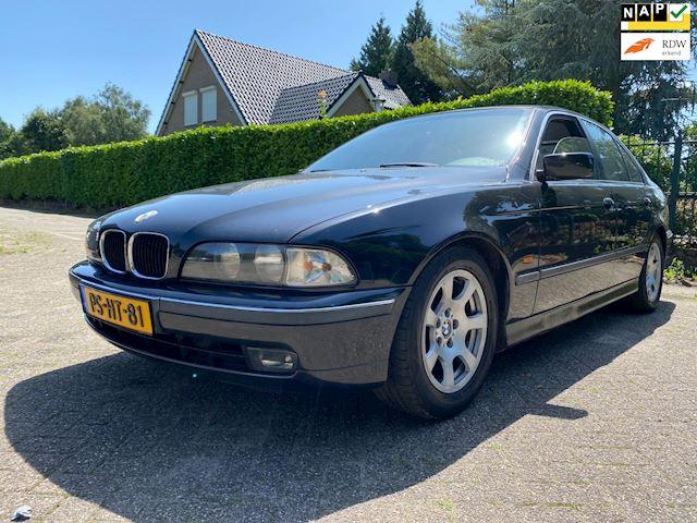 BMW 5-serie Yountimer, airco, lm vegen , incl apk , trekhaak
