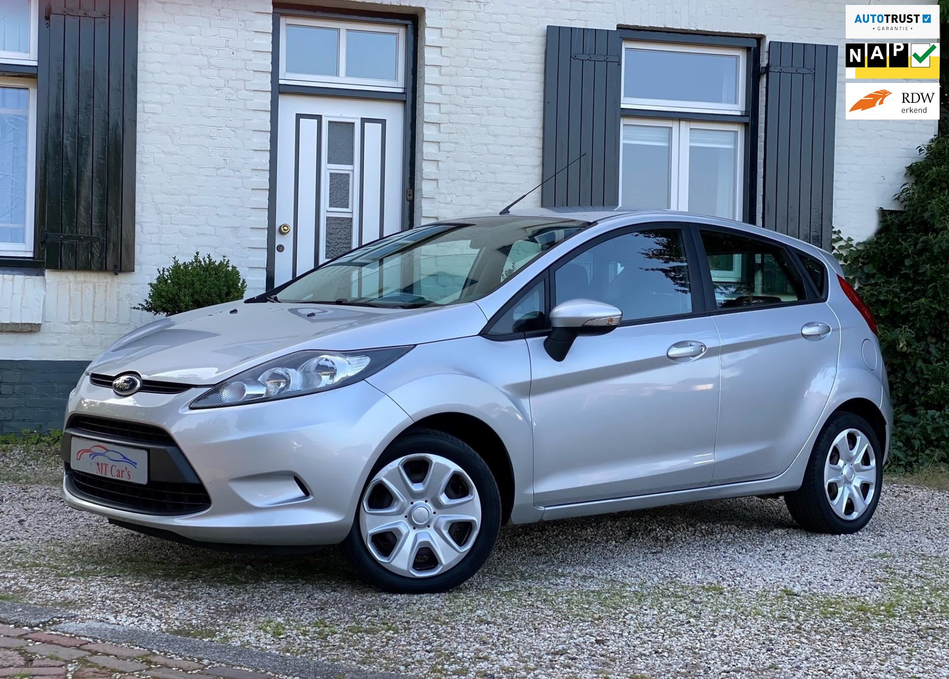 Ford Fiesta occasion - M.T.  Cars & Carcleaningcenter