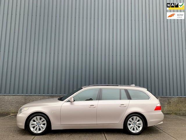 BMW 5-serie Touring 545i High Executive Aut, Individual, Panodak
