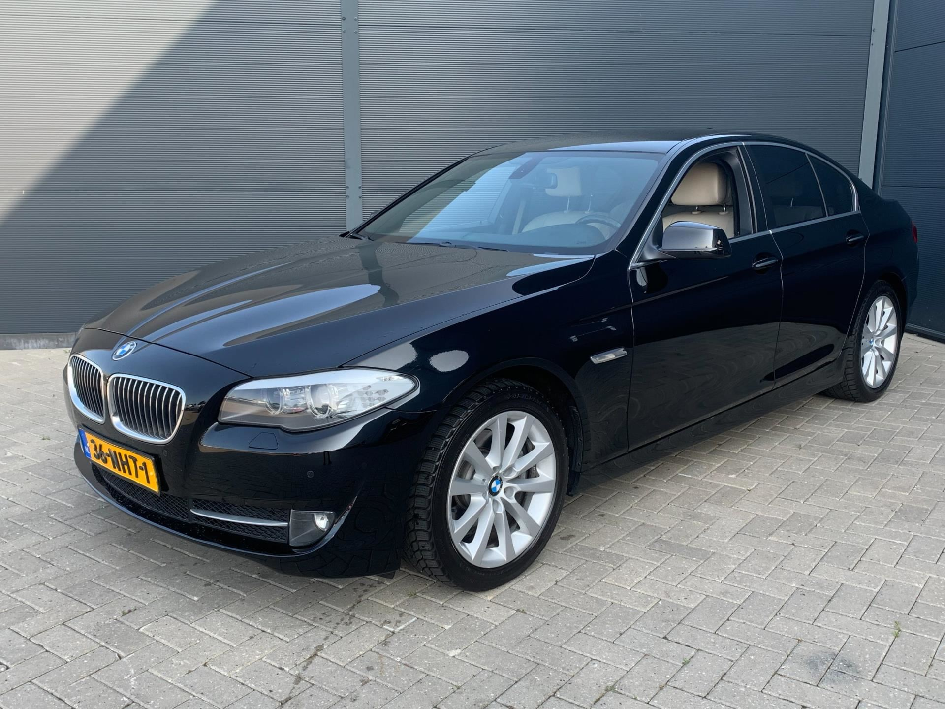 BMW 5-serie occasion - Van den Brom Auto's