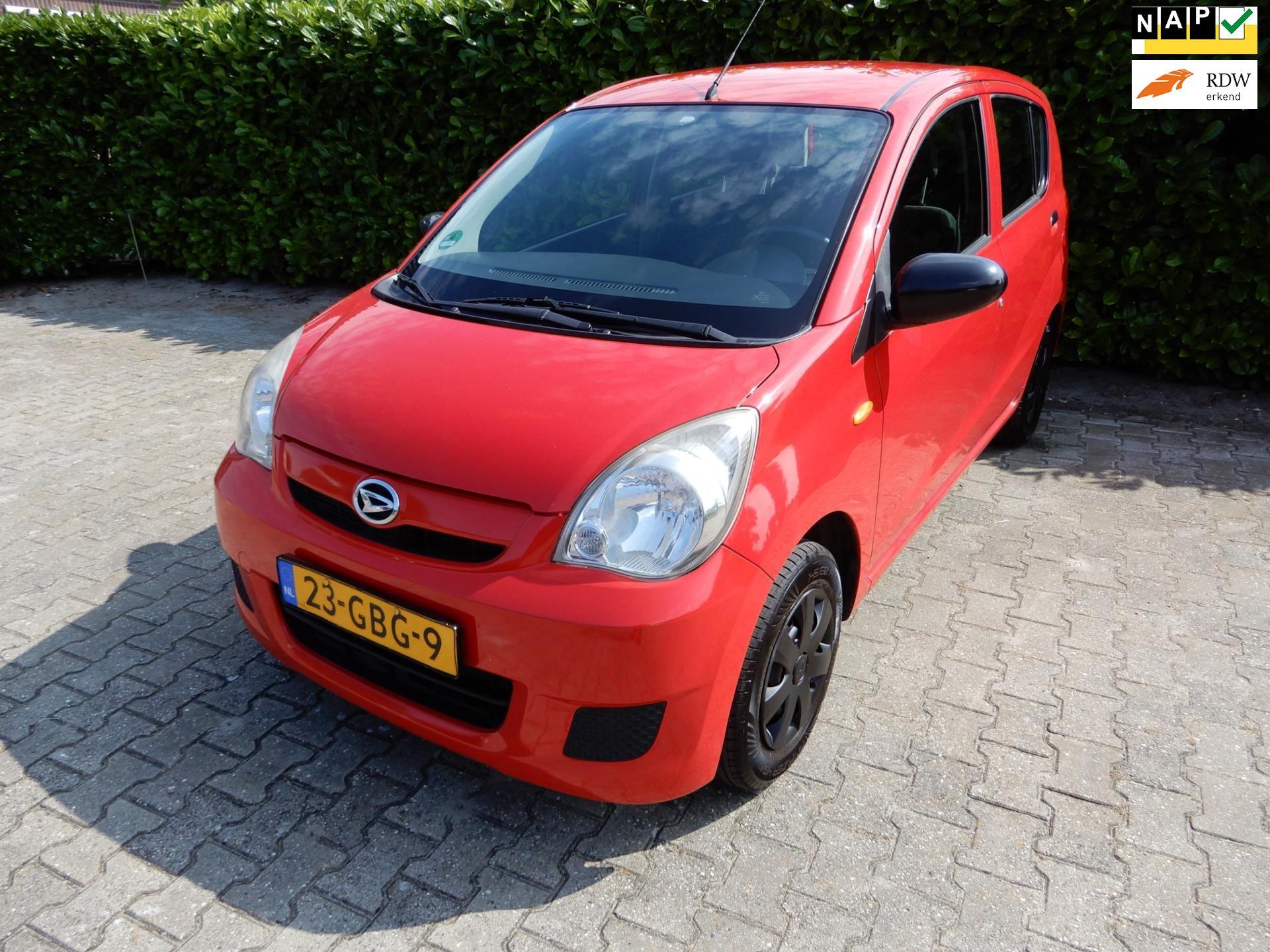 Daihatsu Cuore occasion - Autobedrijf Nieuwbroek