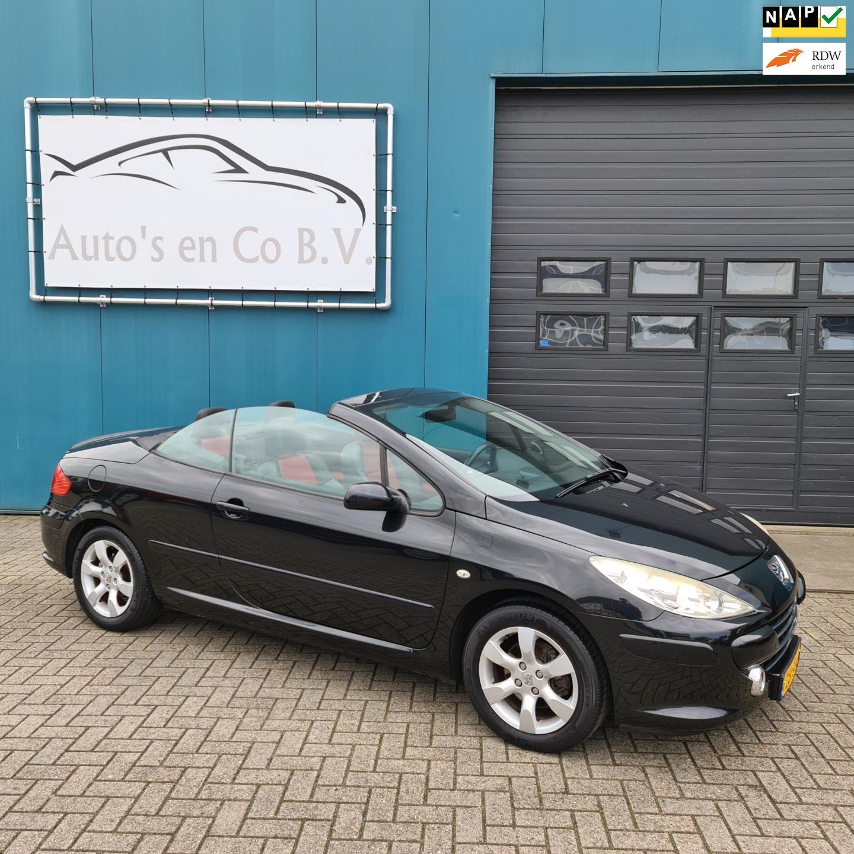 Peugeot 307 CC occasion - Auto's en Co B.V.