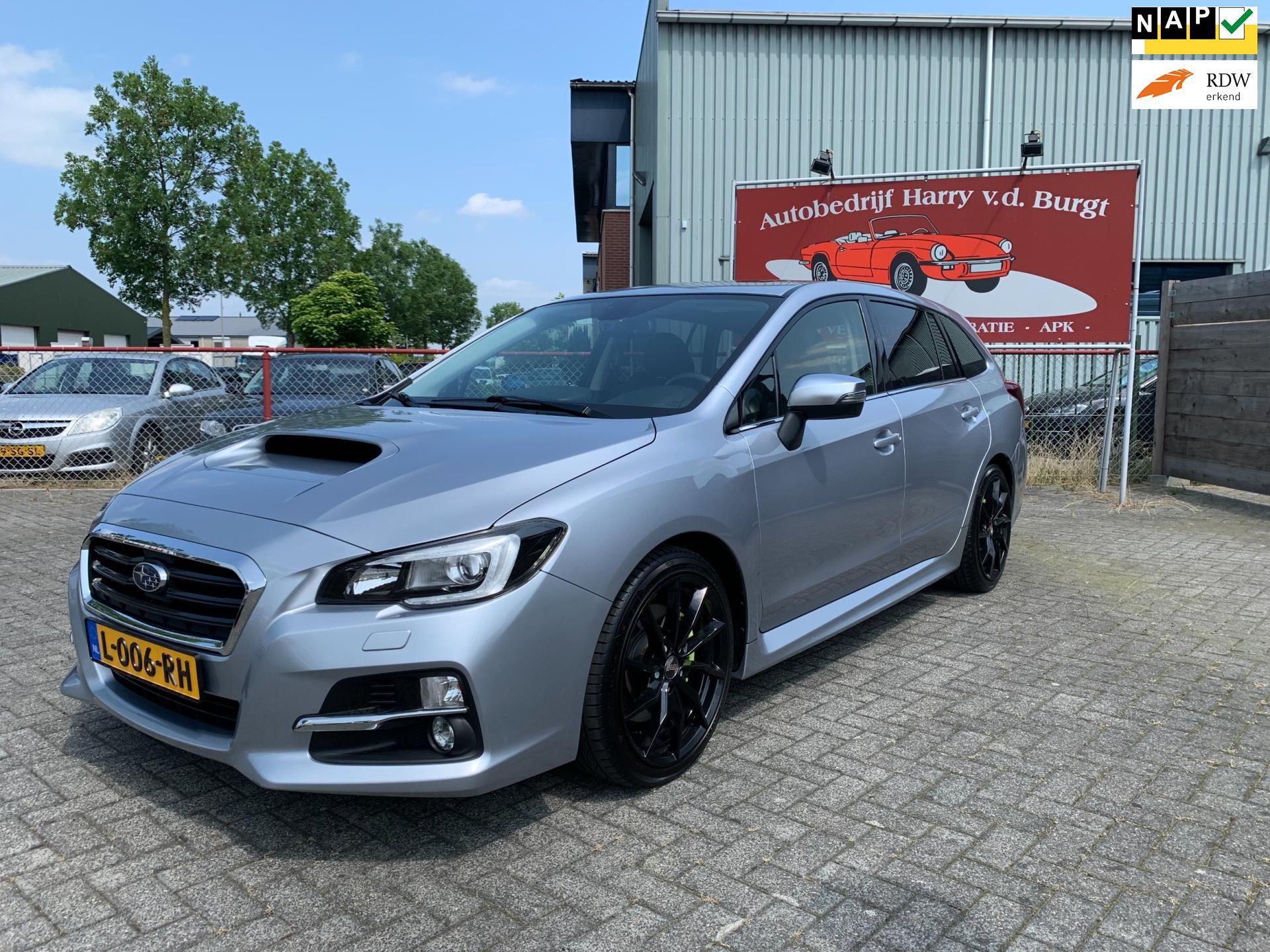 Subaru Levorg occasion - Autobedrijf Harry van der Burgt