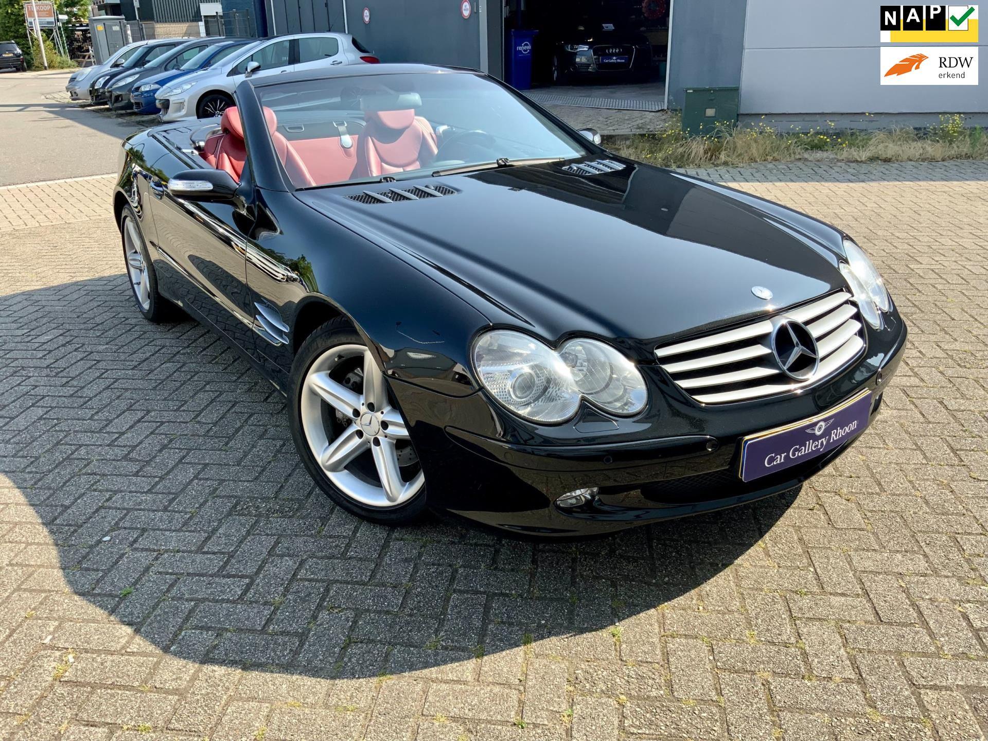 Mercedes-Benz SL-klasse occasion - CarGalleryRhoon