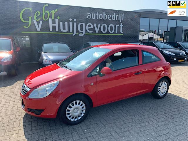 Opel Corsa 1.0-12V Essentia AIRCO-DEALER ONDERHOUDEN
