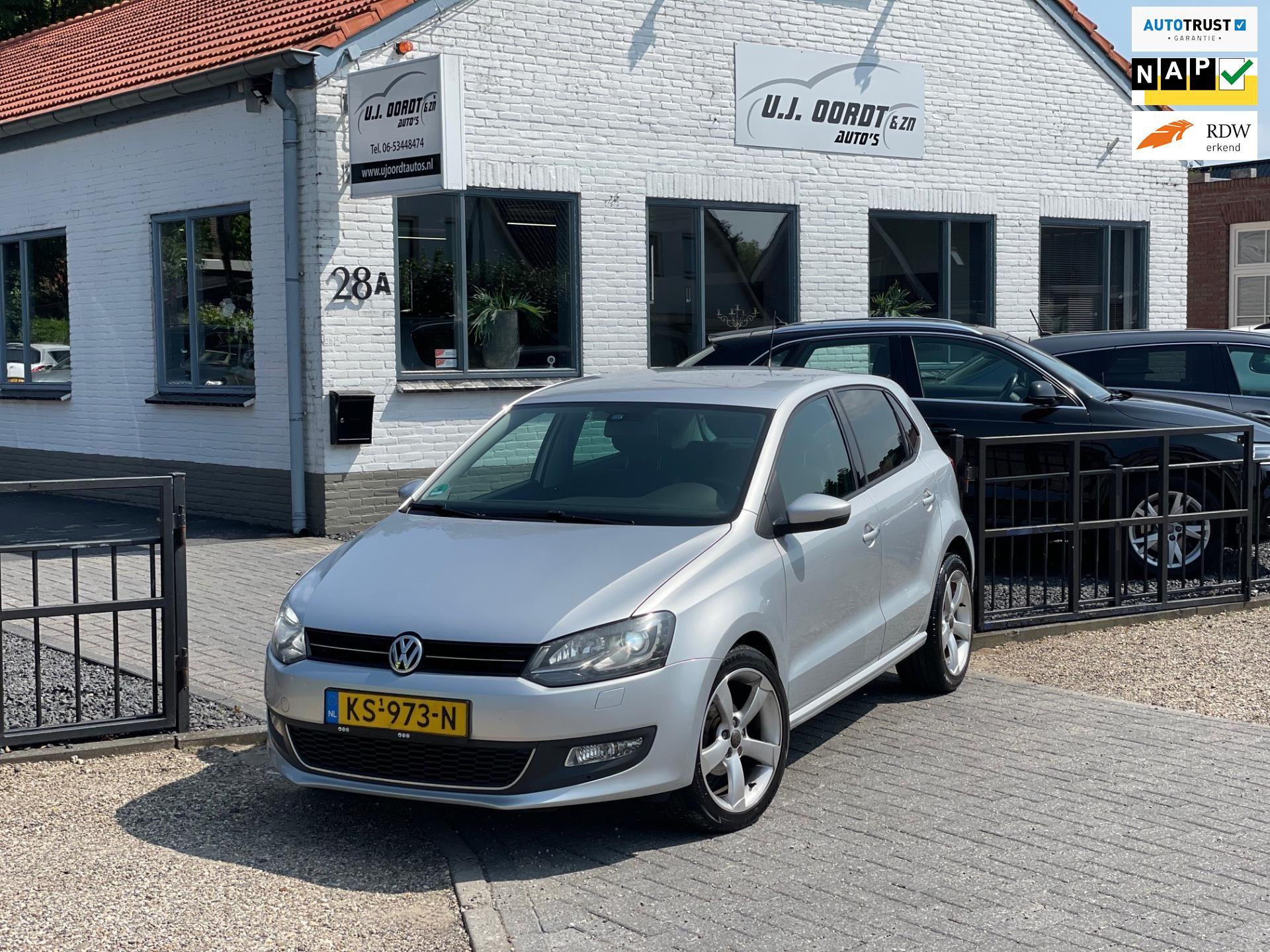 Volkswagen Polo occasion - U.J. Oordt Auto's