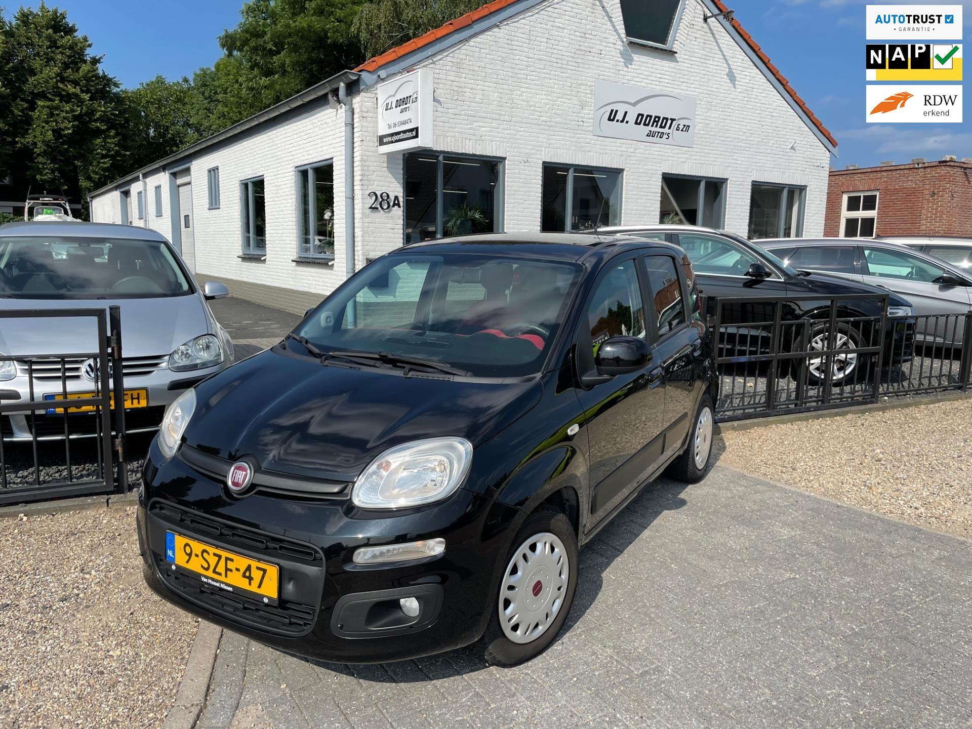 Fiat Panda occasion - U.J. Oordt Auto's