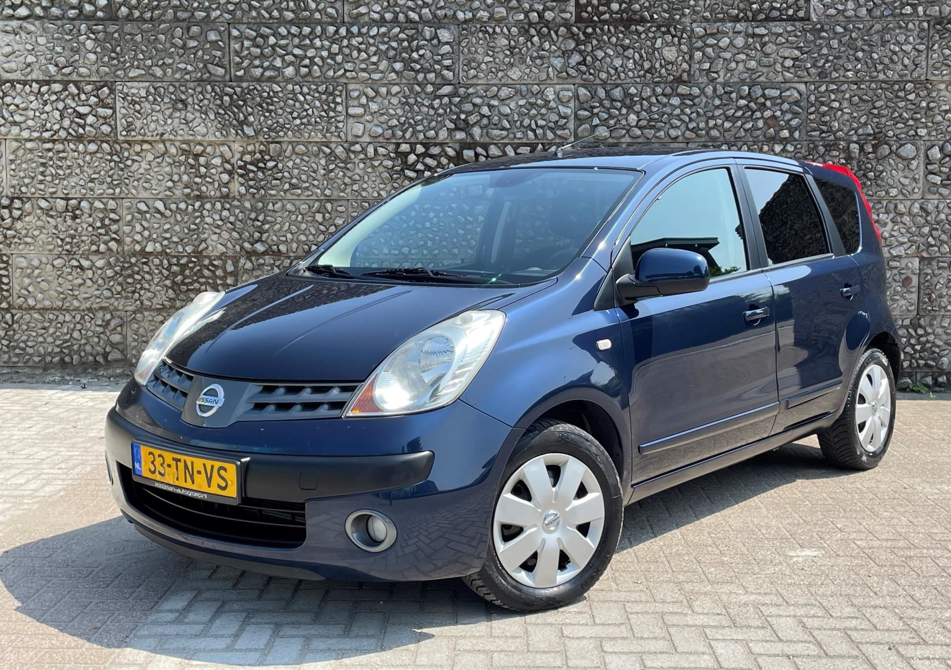Nissan Note occasion - Car Trade Nass