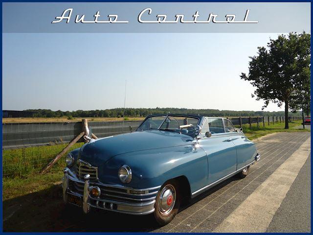 Packard Clipper Convertible Cabrio 1948