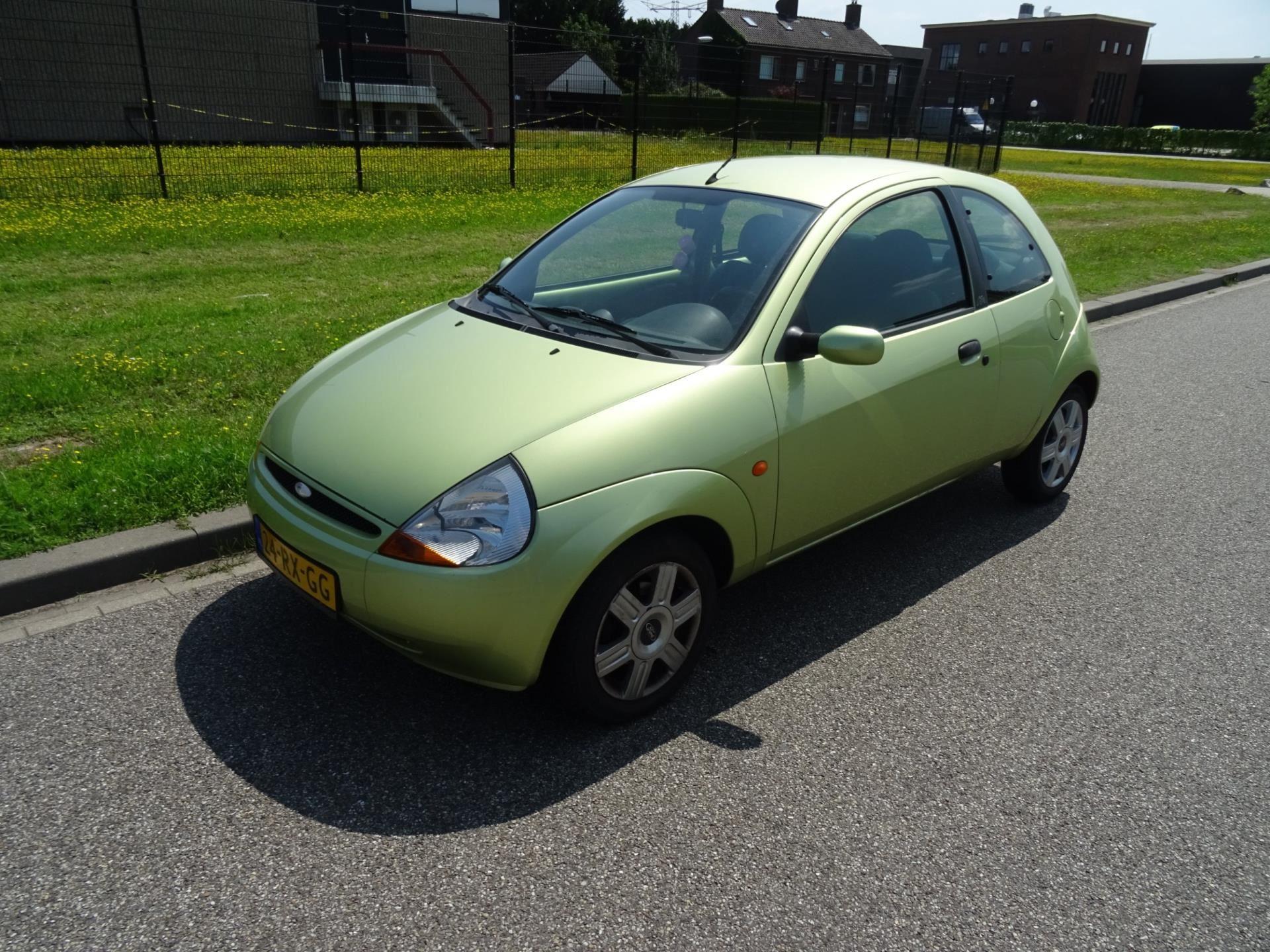 Ford Ka occasion - Autopark Brabant