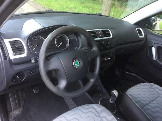 Skoda Fabia Combi 1.4-16V, nw model(2009),airco, cruise cntr