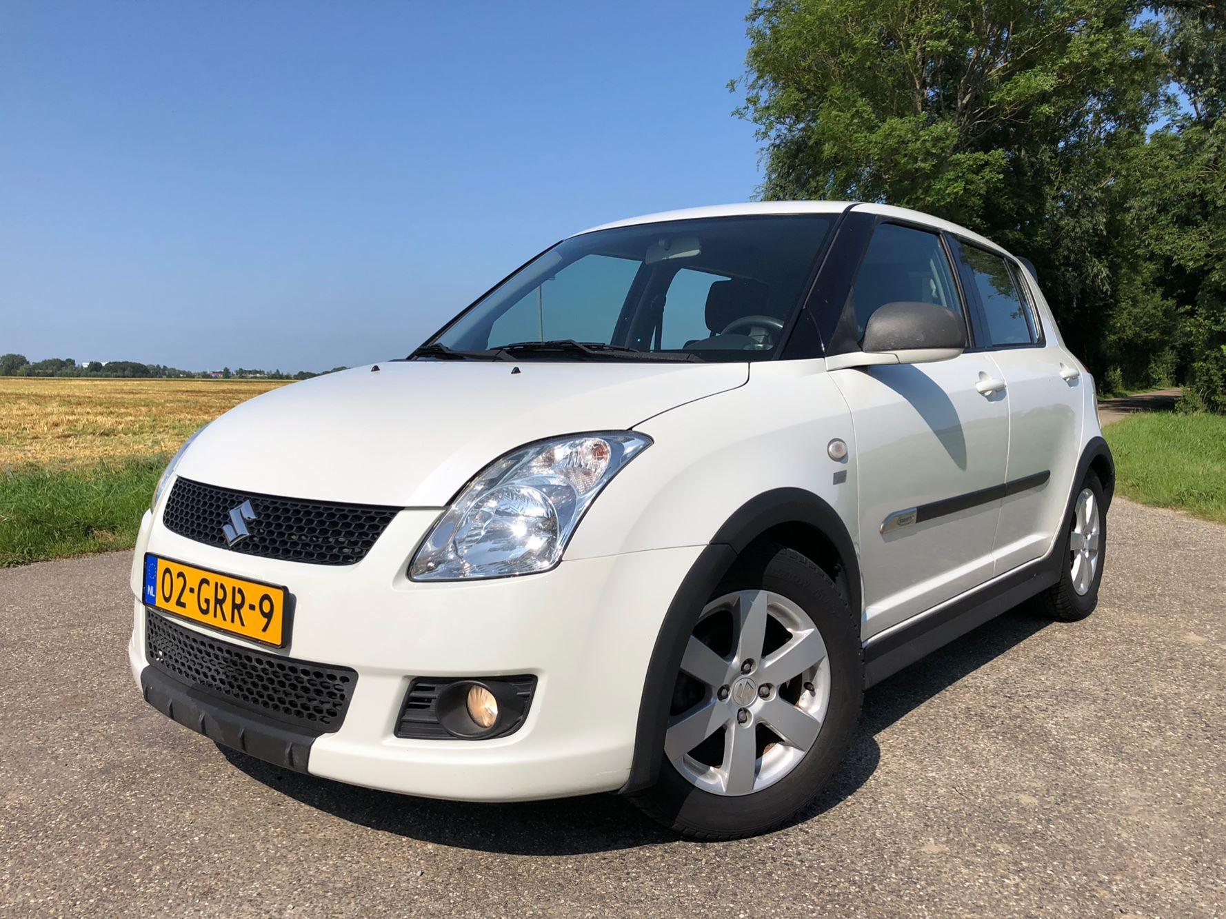 Suzuki Swift occasion - Autobedrijf Jan Wisse