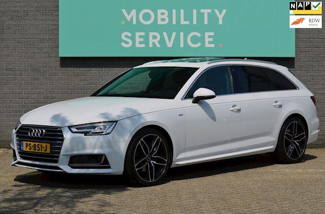 Audi A4 Avant occasion - Mobility Service