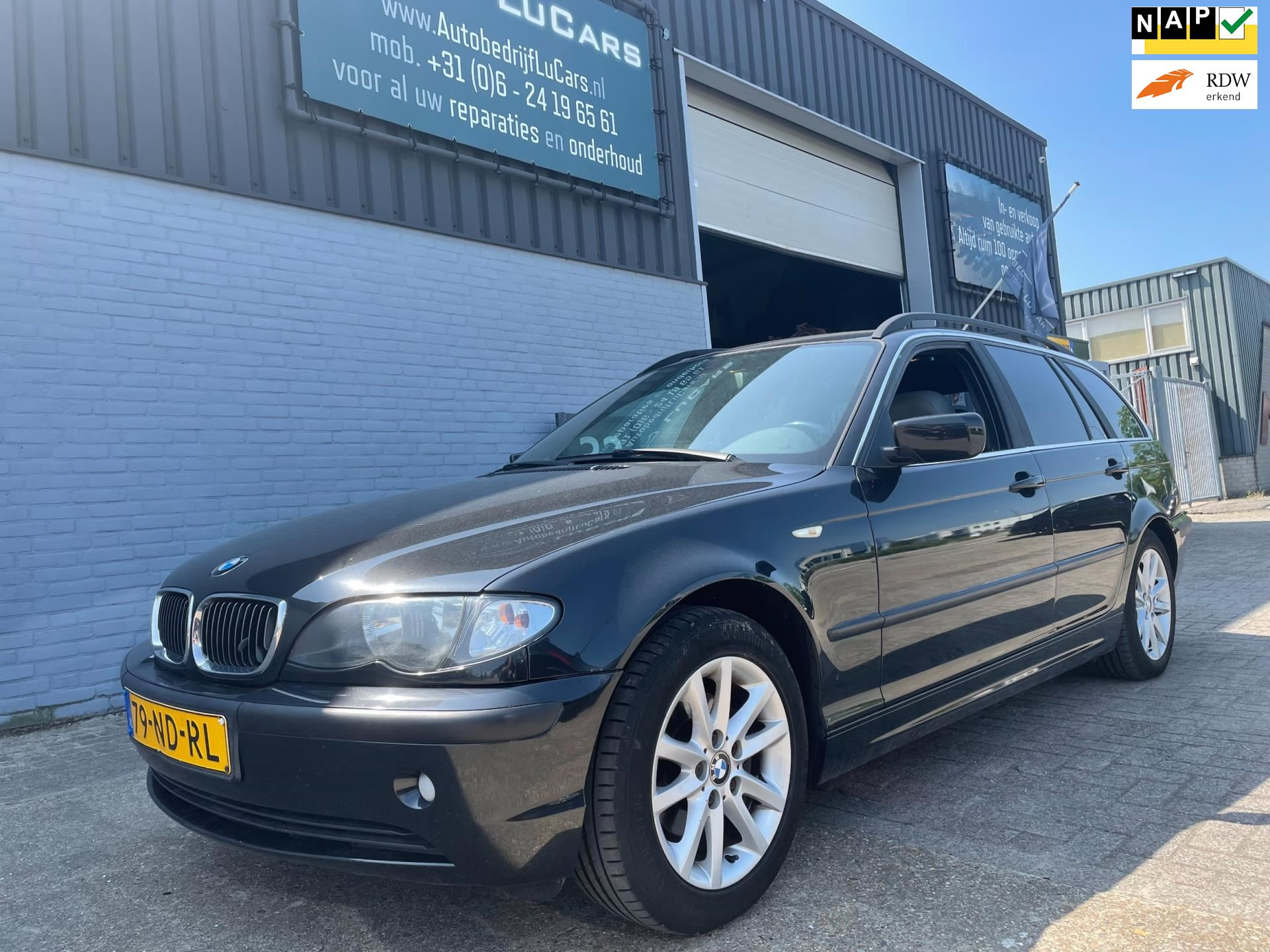 BMW 3-serie Touring occasion - LuCars