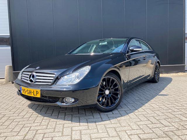Mercedes-Benz CLS-klasse 350,YOUNGTIMER,NAP,LEDER,NAVI,XENON,140DKM,VOLLEDIG ONDERHOUDEN.