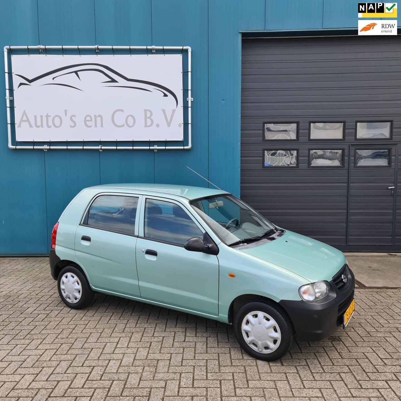 Suzuki Alto occasion - Auto's en Co B.V.