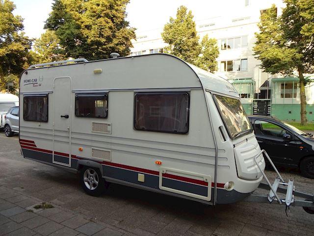 home-car 463H 4Slaper Midden Keuken, Licht Metalen Velgen Vaste Wc Service Luik