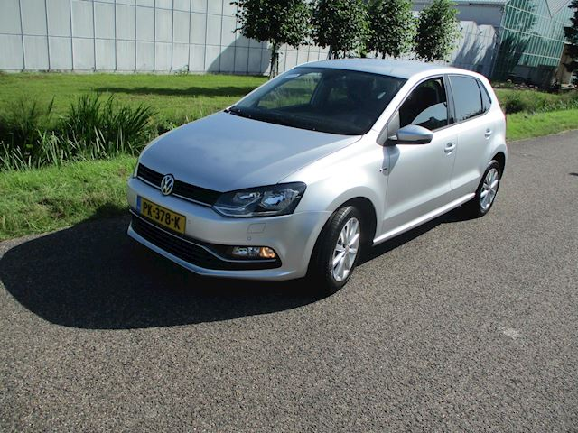 Volkswagen Polo 1.4 TDI Edition R LOUNGE 5 Drs