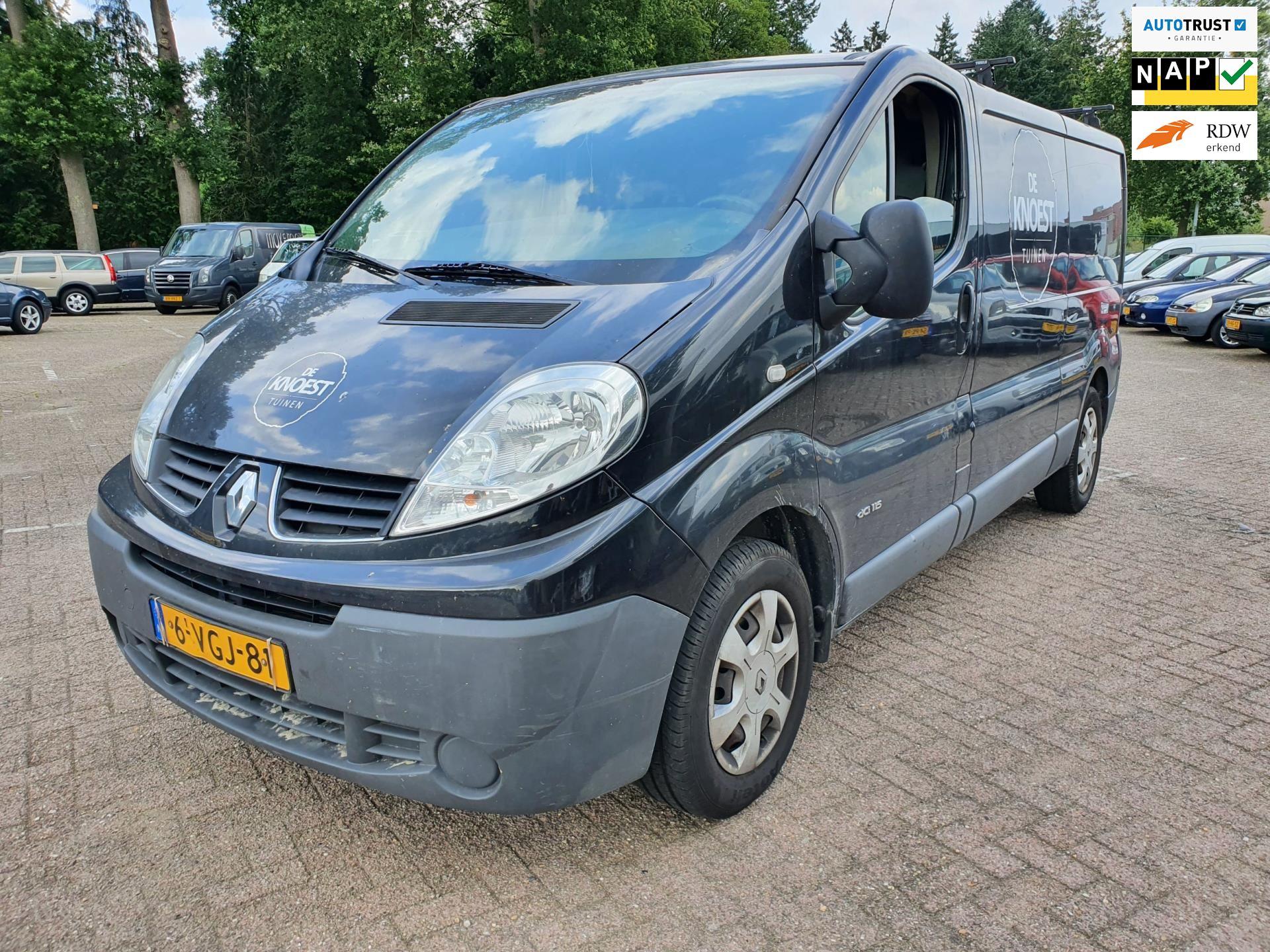 Renault Trafic occasion - Andreas Auto's
