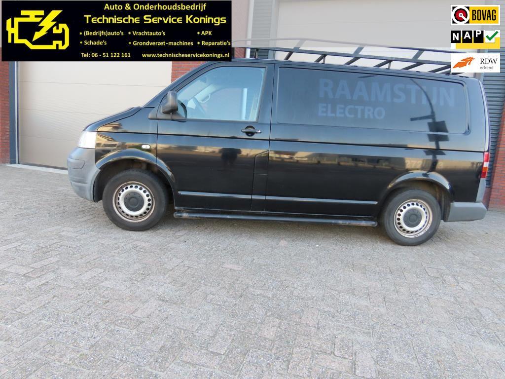 Volkswagen Transporter occasion - Autobedrijf Konings