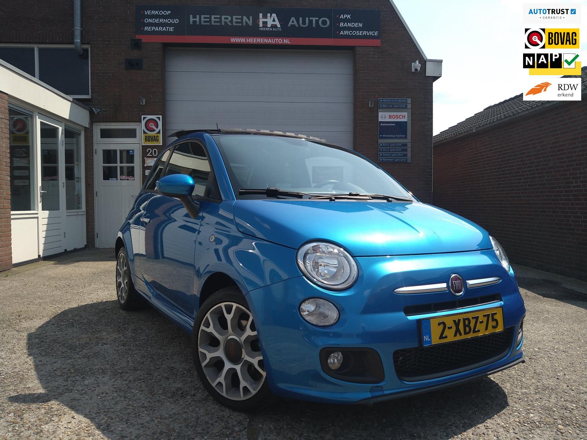 Fiat 500 occasion - Heeren Auto v.o.f.