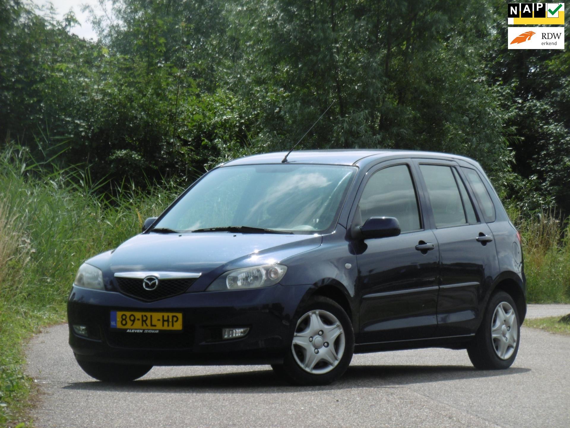 Mazda 2 occasion - Dunant Cars