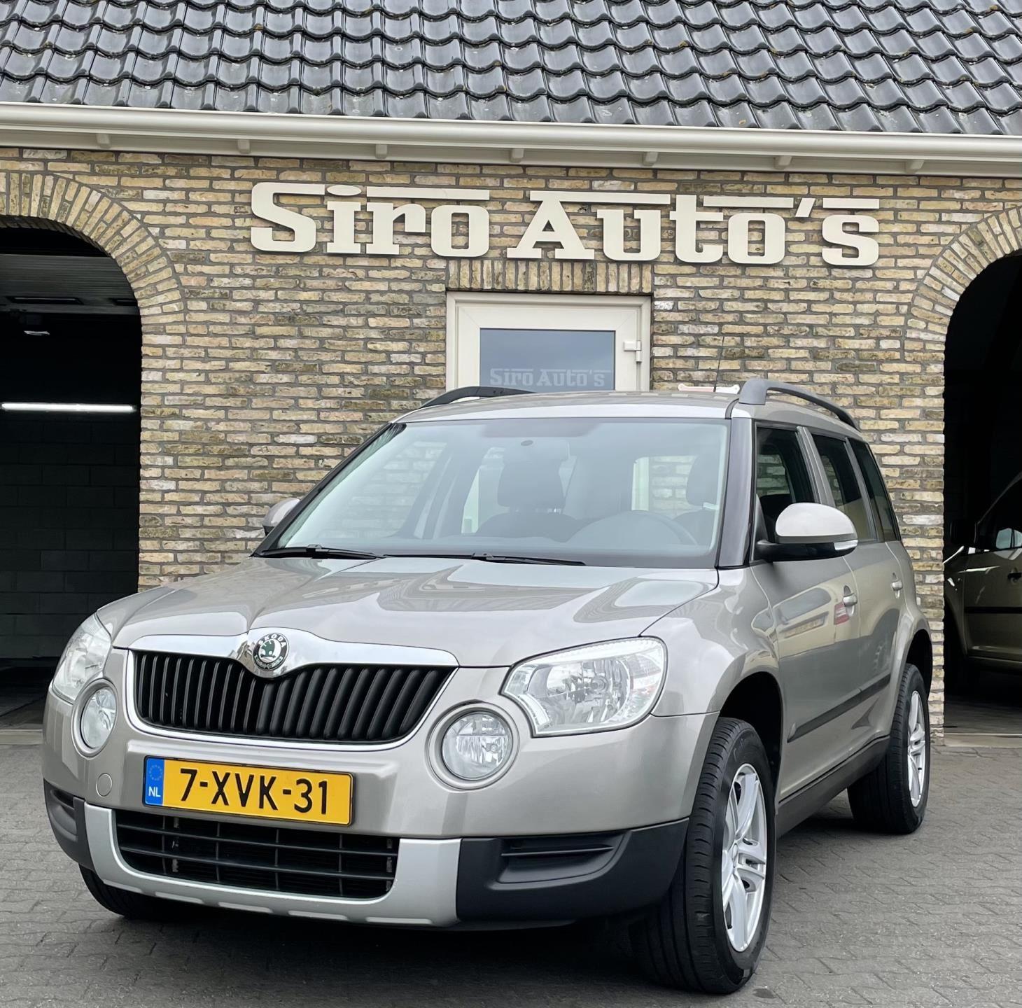 Skoda Yeti occasion - Siro Auto's