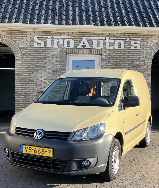 Volkswagen Caddy occasion - Siro Auto's