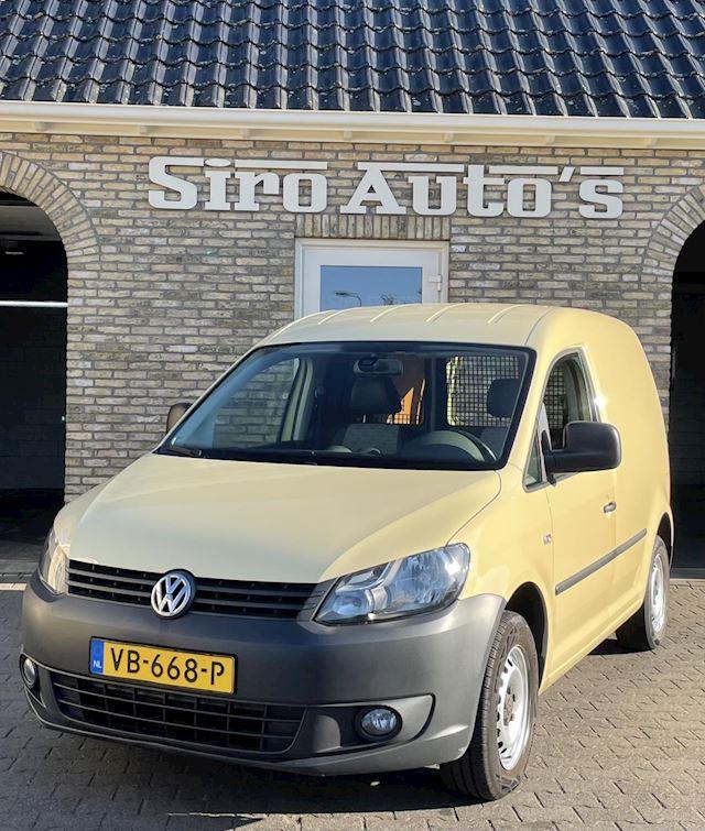 Volkswagen Caddy 1.6 TDI BMT Bj 2013 weinig kilometers