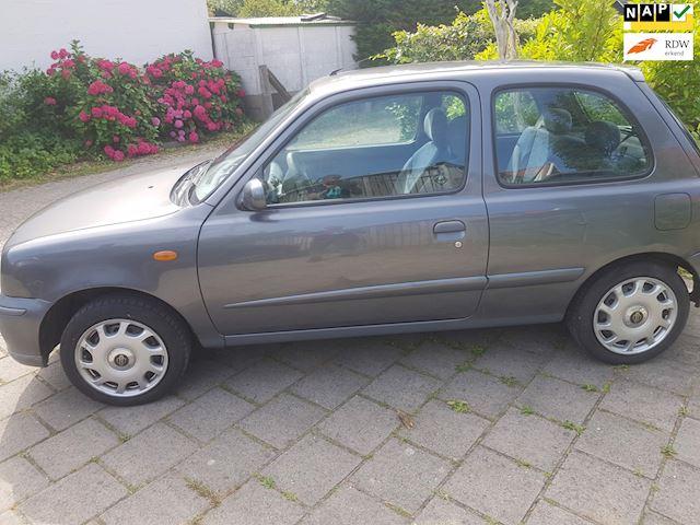 Nissan Micra 1.4 Clair nieuwe apk goed onderhouden