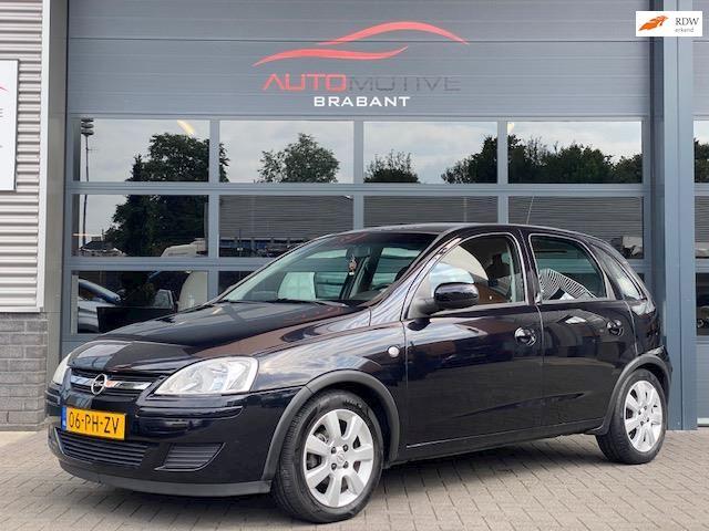 Opel Corsa 1.2-16V Maxx Airco Bluetooth LM-Velgen