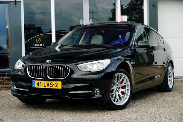 BMW 5-serie Gran Turismo occasion - Luitjes Car Company