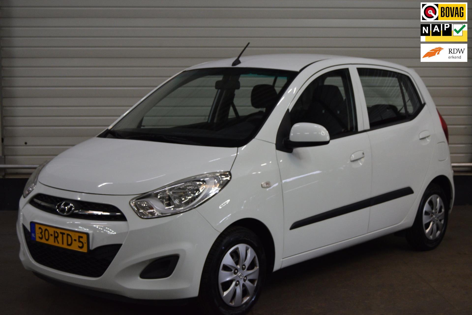 Hyundai I10 occasion - Autobedrijf van de Werken bv