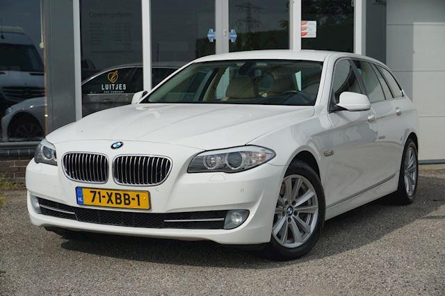 BMW 5-serie Touring occasion - Luitjes Car Company