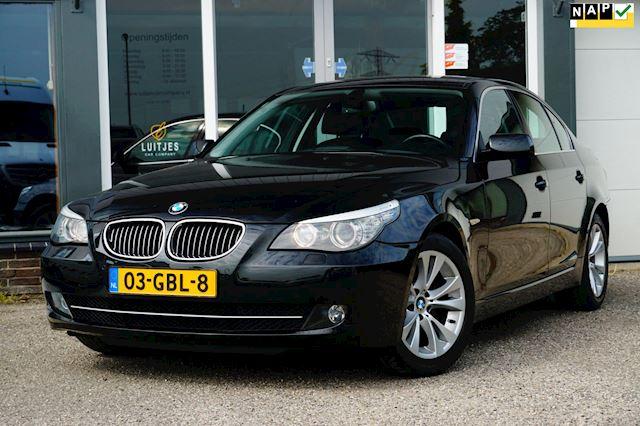 BMW 5-serie occasion - Luitjes Car Company