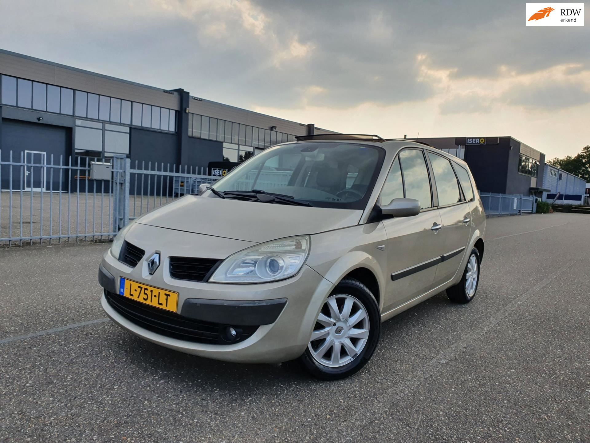 Renault Grand Scénic occasion - Autohandel Direct