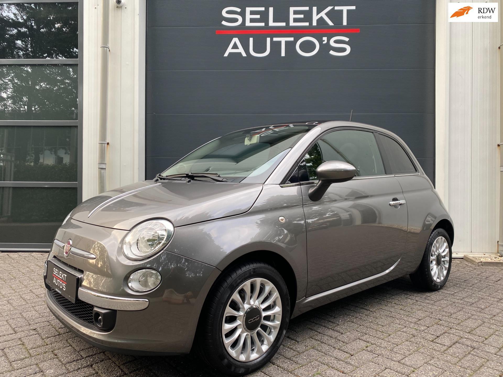 Fiat 500 occasion - Selekt Auto's