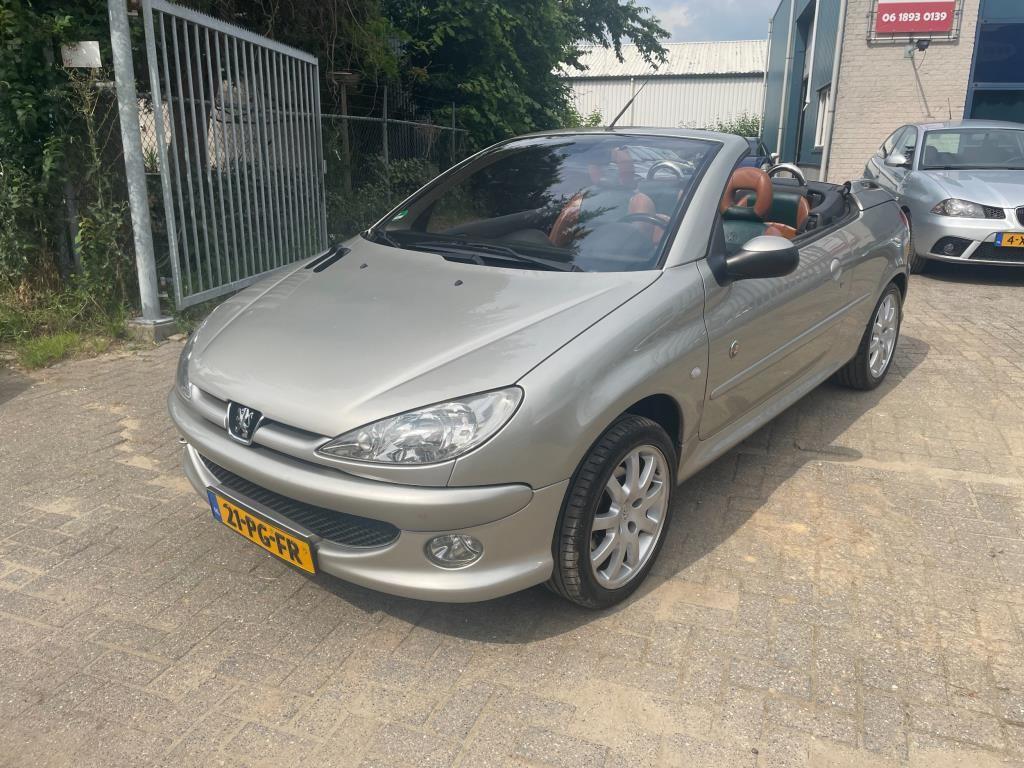 Peugeot 206 CC occasion - Hans van den Heuvel Auto´s