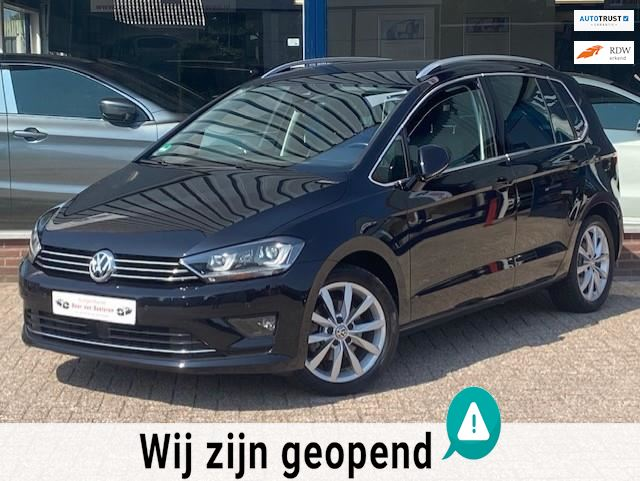Volkswagen Golf Sportsvan occasion - Beer van Susteren