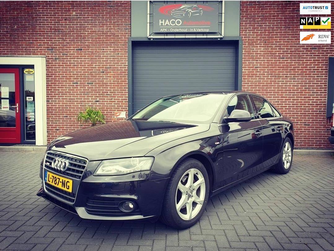 Audi A4 occasion - HACO Automotive