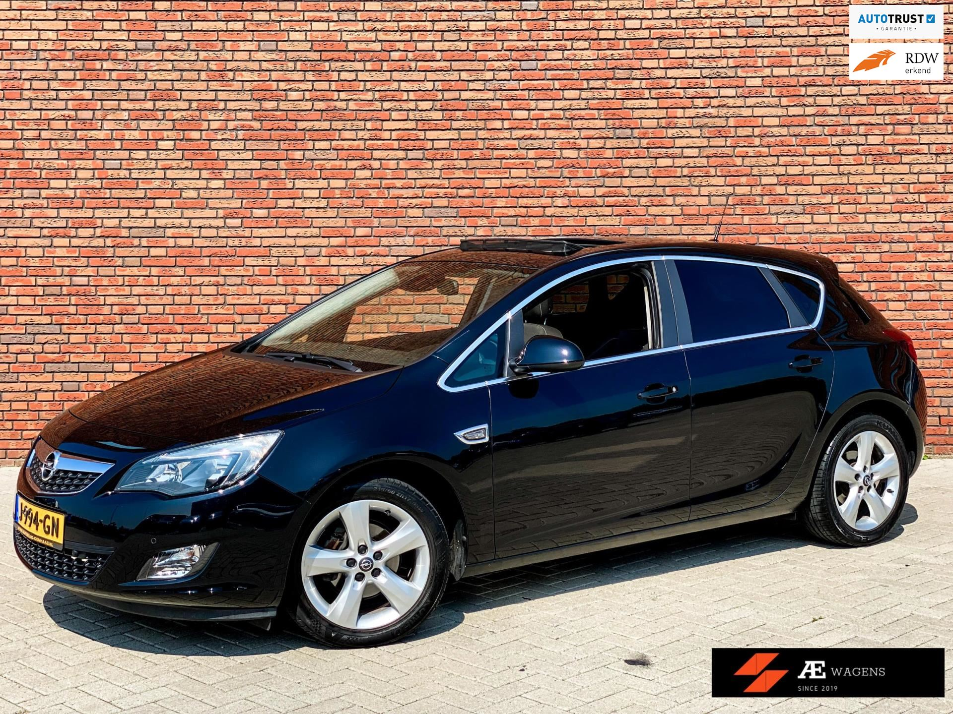 Opel Astra occasion - AE Wagens