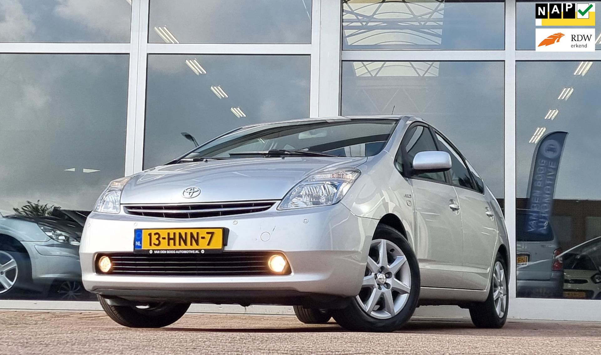 Toyota Prius occasion - van den Boog Automotive