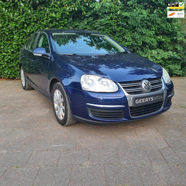 Volkswagen Jetta occasion - Geerts automobielen