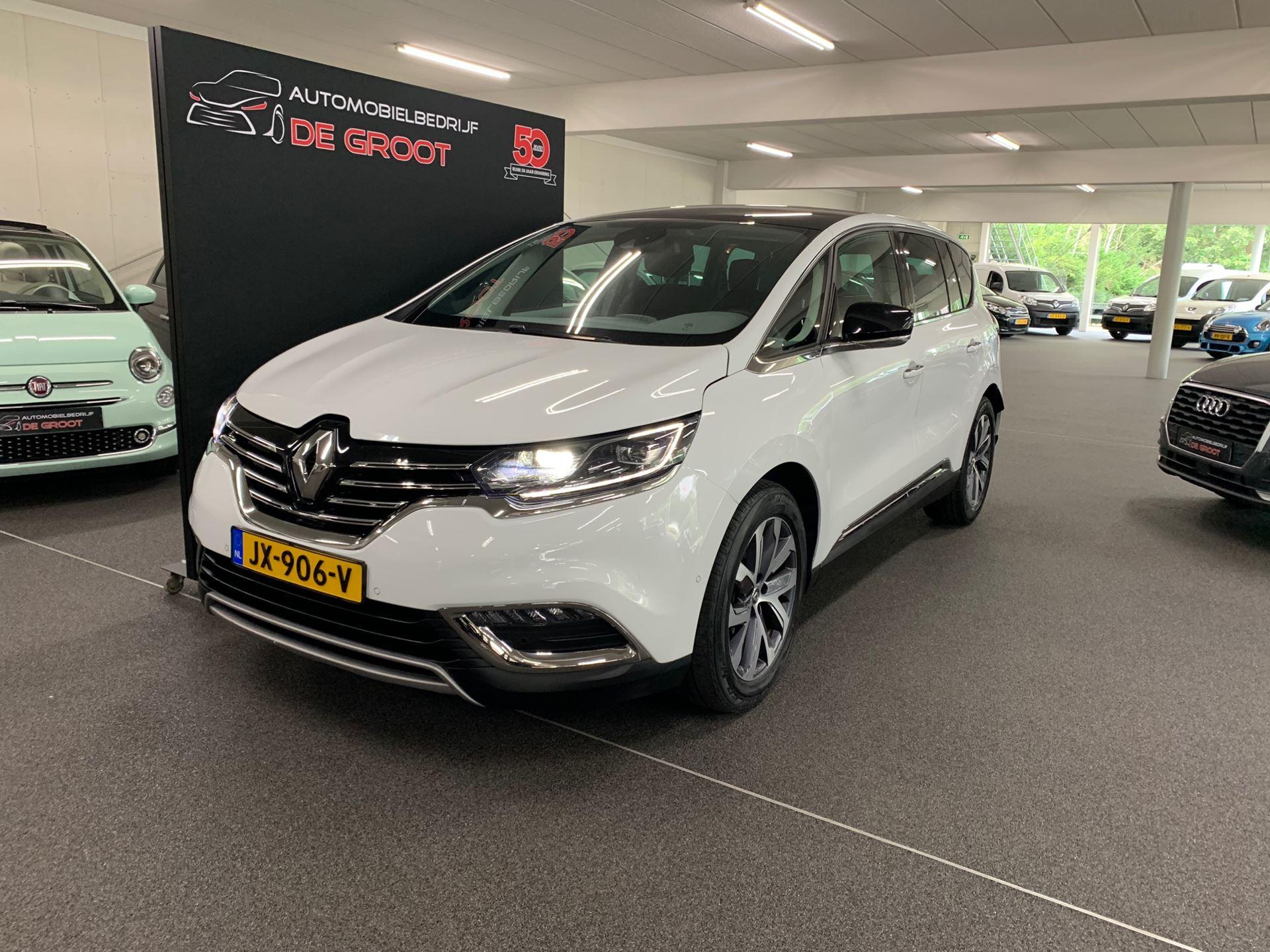 Renault Espace occasion - Automobielbedrijf de Groot