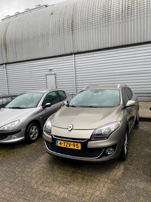 Renault Mégane Estate 1.2 TCe Dynamique no start!