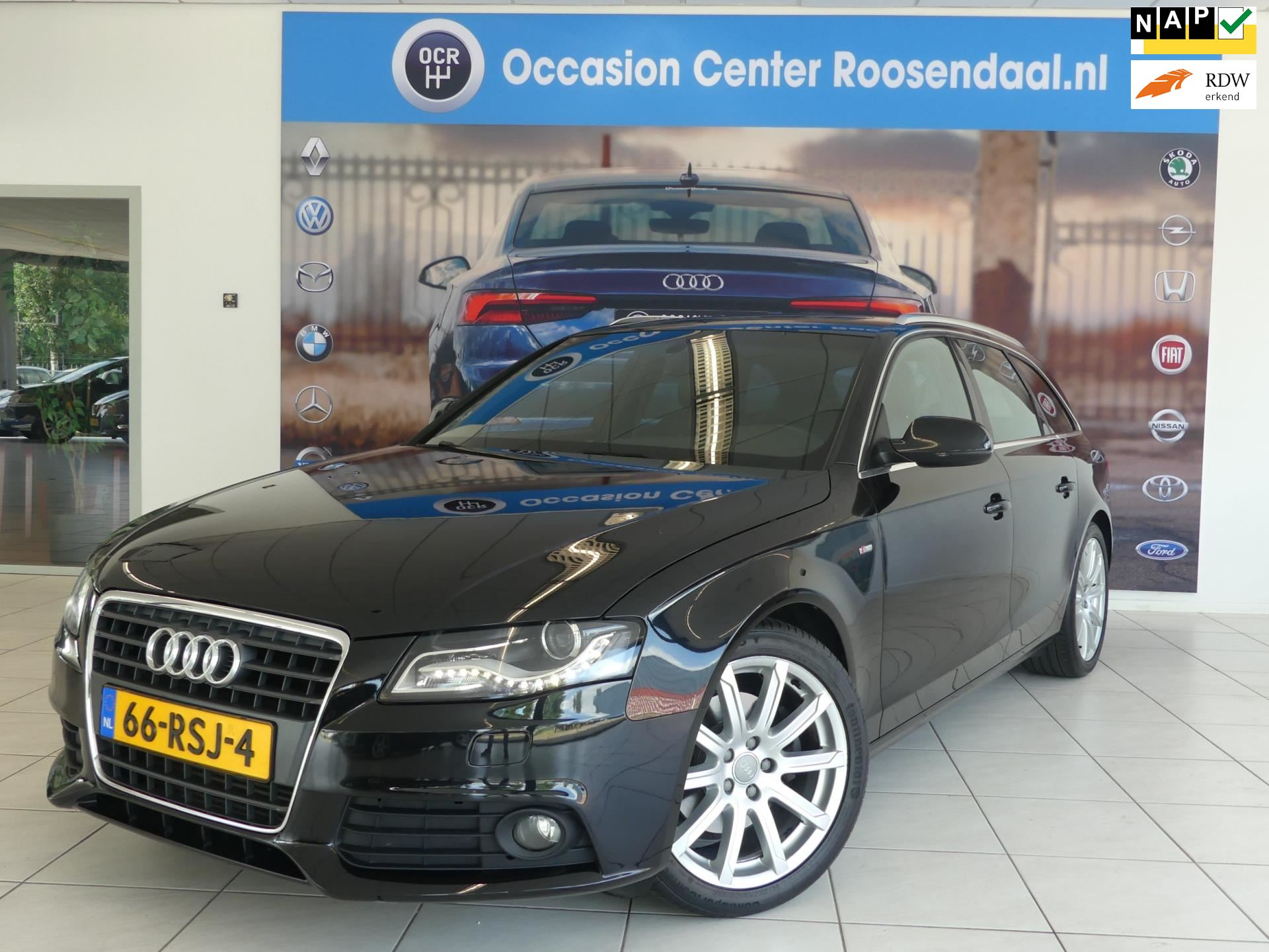 Audi A4 Avant occasion - Occasion Center Roosendaal
