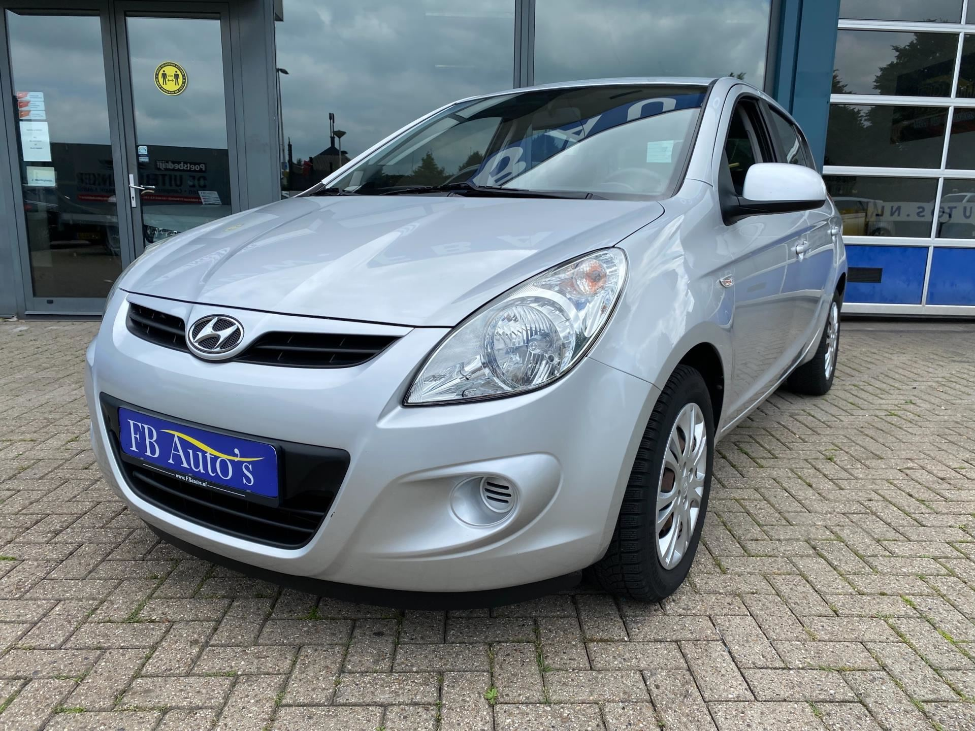 Hyundai I20 occasion - FB Auto's