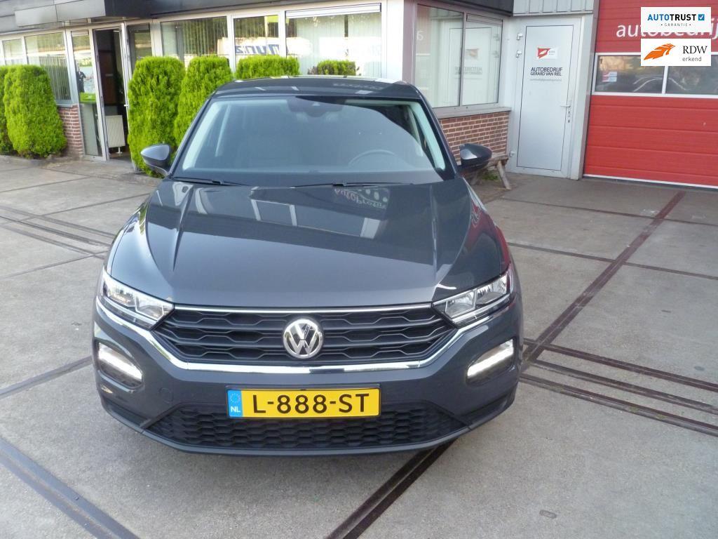 Volkswagen T-Roc occasion - Autobedrijf Gerard van Riel